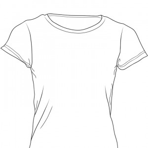 t-shirt-female-front